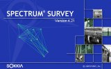 Программное обеспечение Sokkia Spectrum Survey