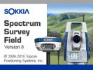 Программное обеспечение Sokkia Spectrum Survey Field